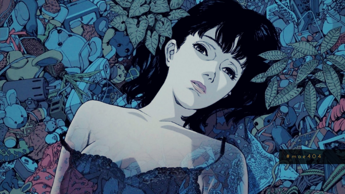 Featured image for r#28 – perfect blue