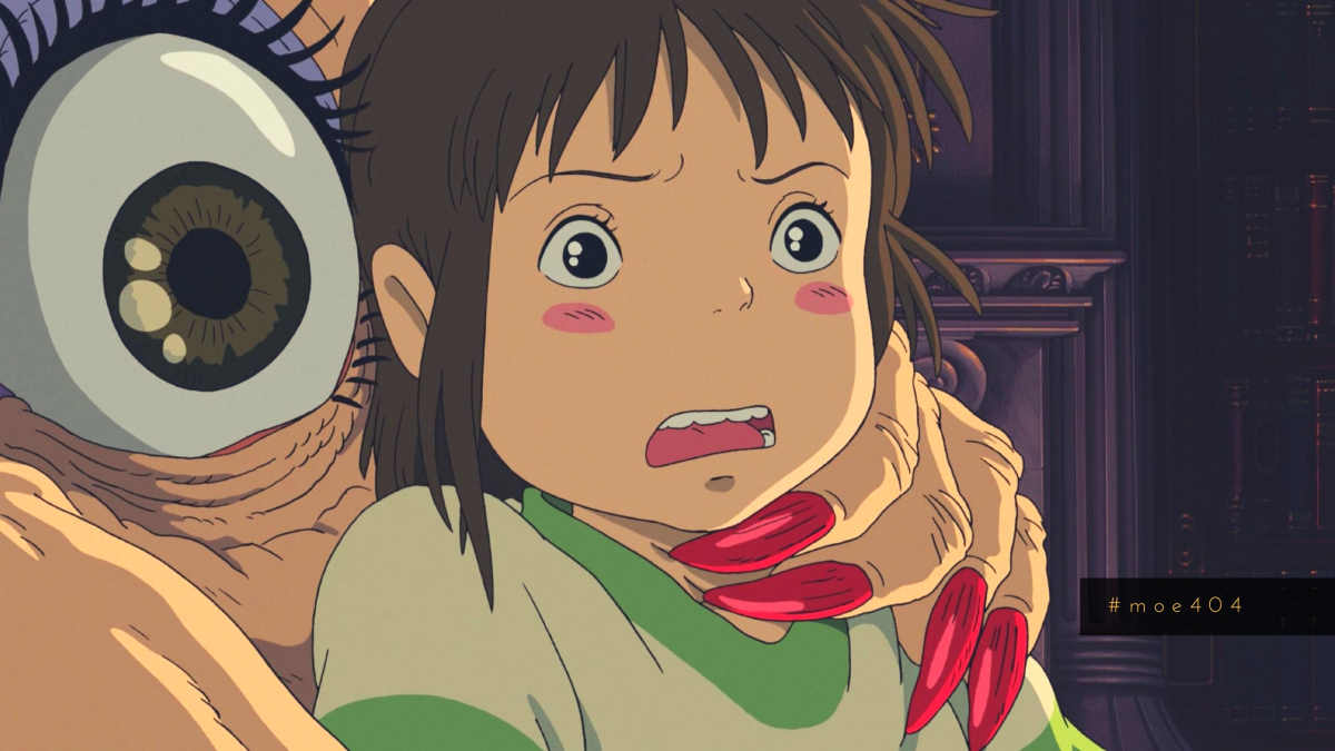 Featured image for r#70 – sen and chihiro's spiriting away