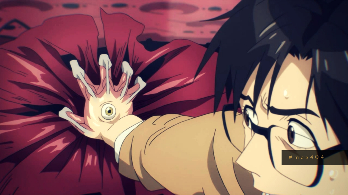 Featured image for r#36 – parasyte -the maxim-