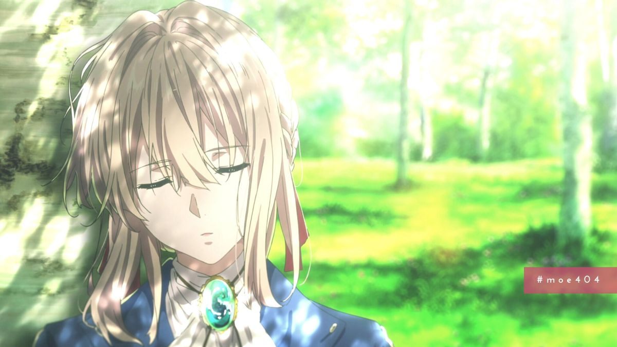 Featured image for r#140 – violet evergarden