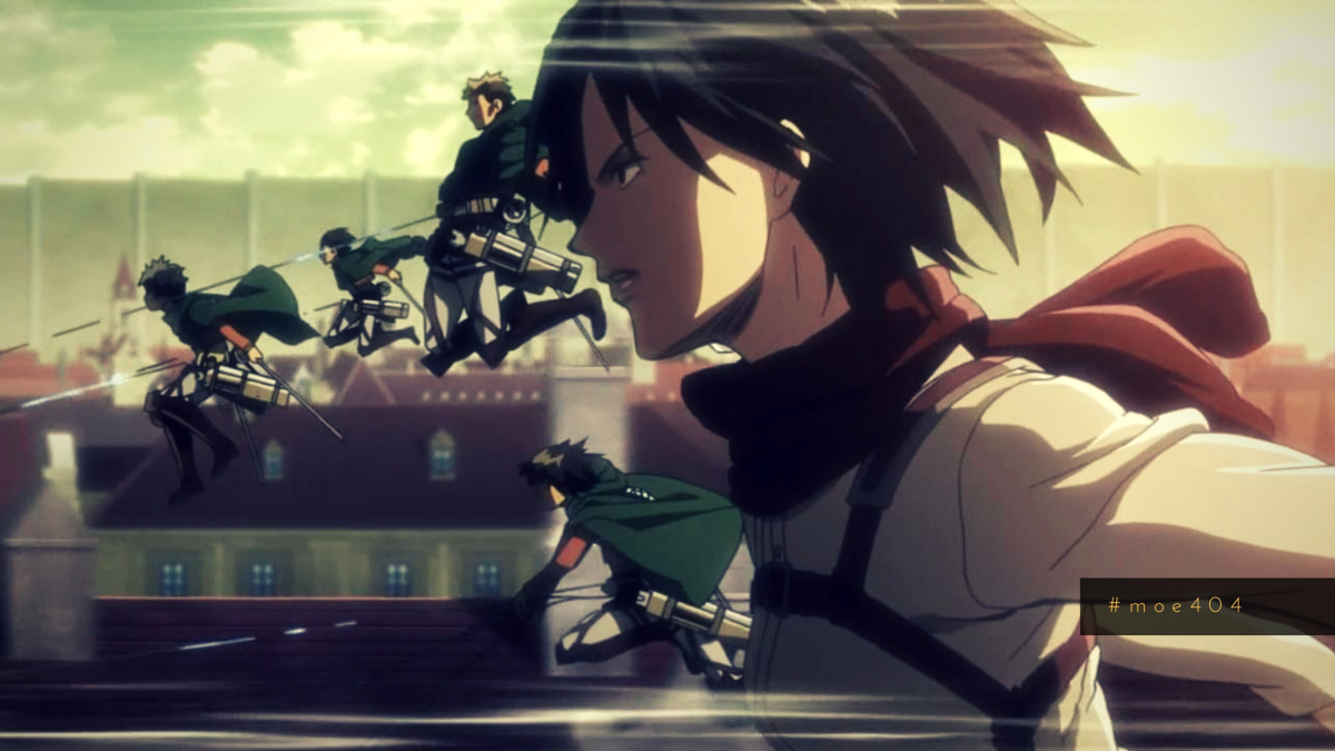 Featured image for r#43 – attack on titan