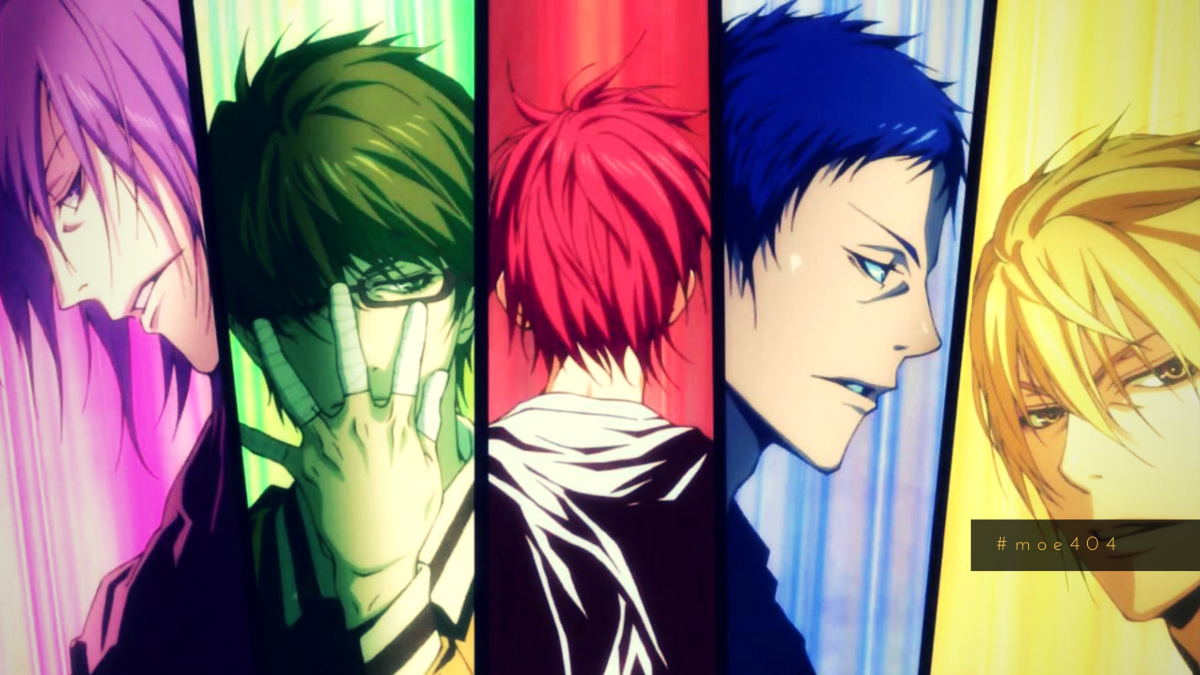 Featured image for r#42 – kuroko no basket 2nd season
