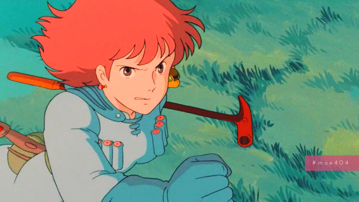 Background image for r#131 – nausicaä of the valley of the wind