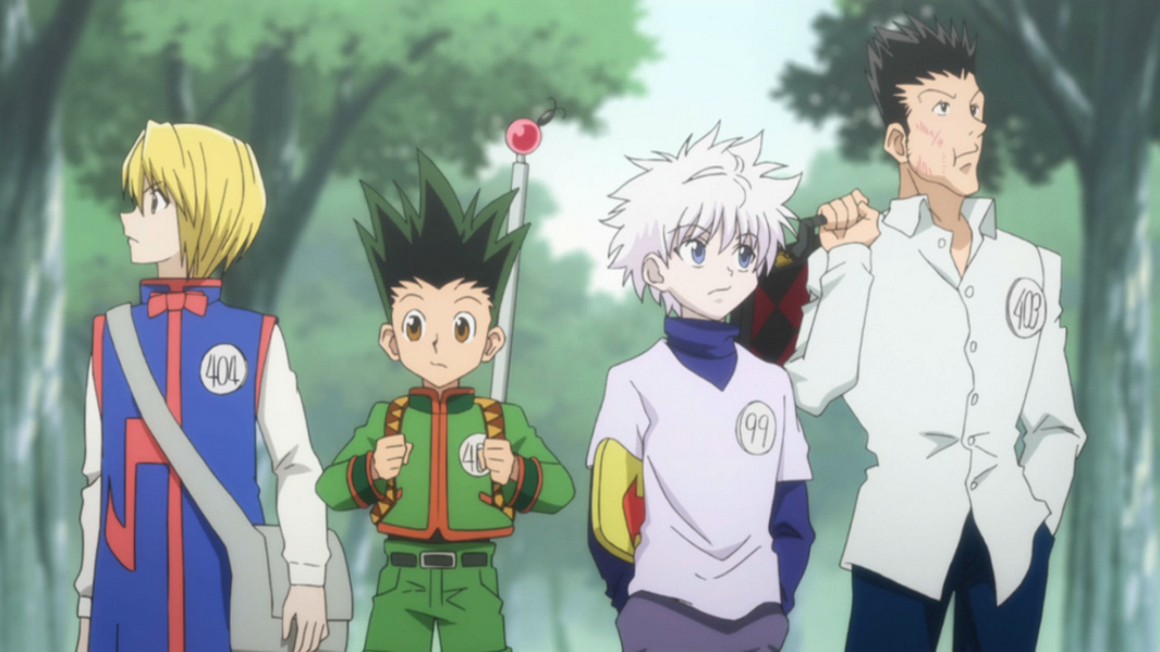 Featured image for Hunter x Hunter: First Impressions