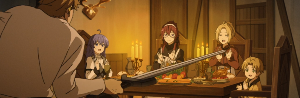 Featured image for Jobless Reincarnation (Mushoku Tensei) Episodes 1-3