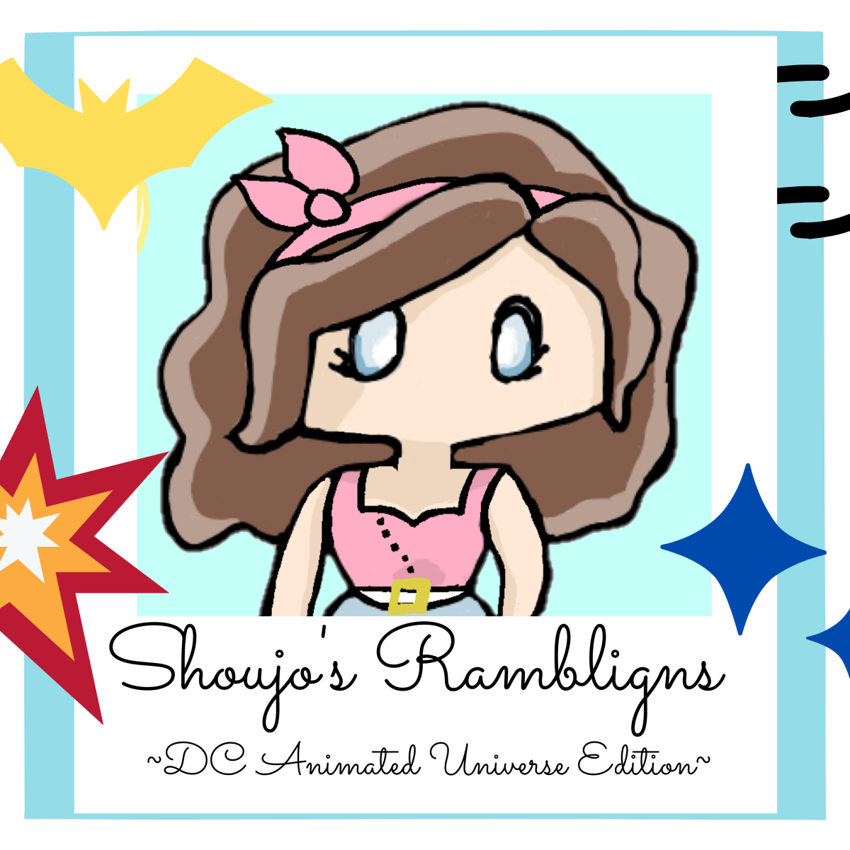Featured image for Shoujo's Ramblings, DCAU Edition 1 — Who is Andrea Beaumont?