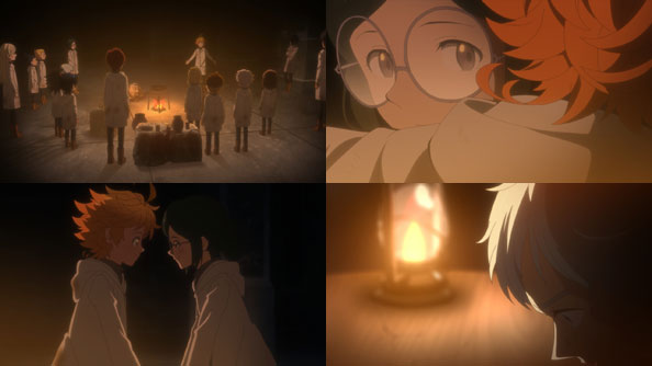 Featured image for The Promised Neverland – 19 – A Future Without Regret