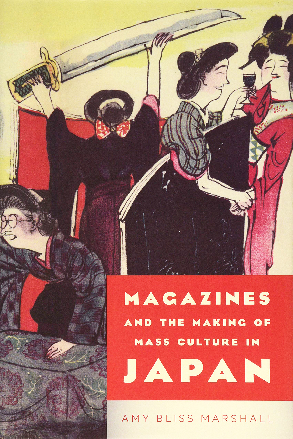 Featured image for Magazines and the Making of Mass Culture in Japan