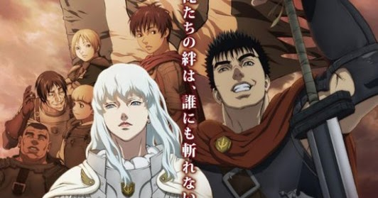 Featured image for Berserk: Egg of the King