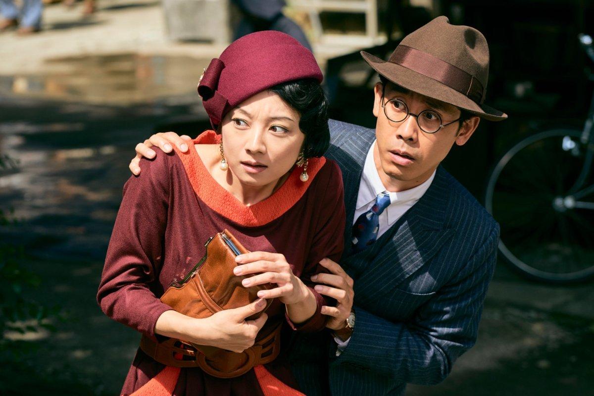 Featured image for Farewell: Comedy of Life Begins with a Lie (グッドバイ~嘘からはじまる人生喜劇~, Izuru Narushima, 2019)