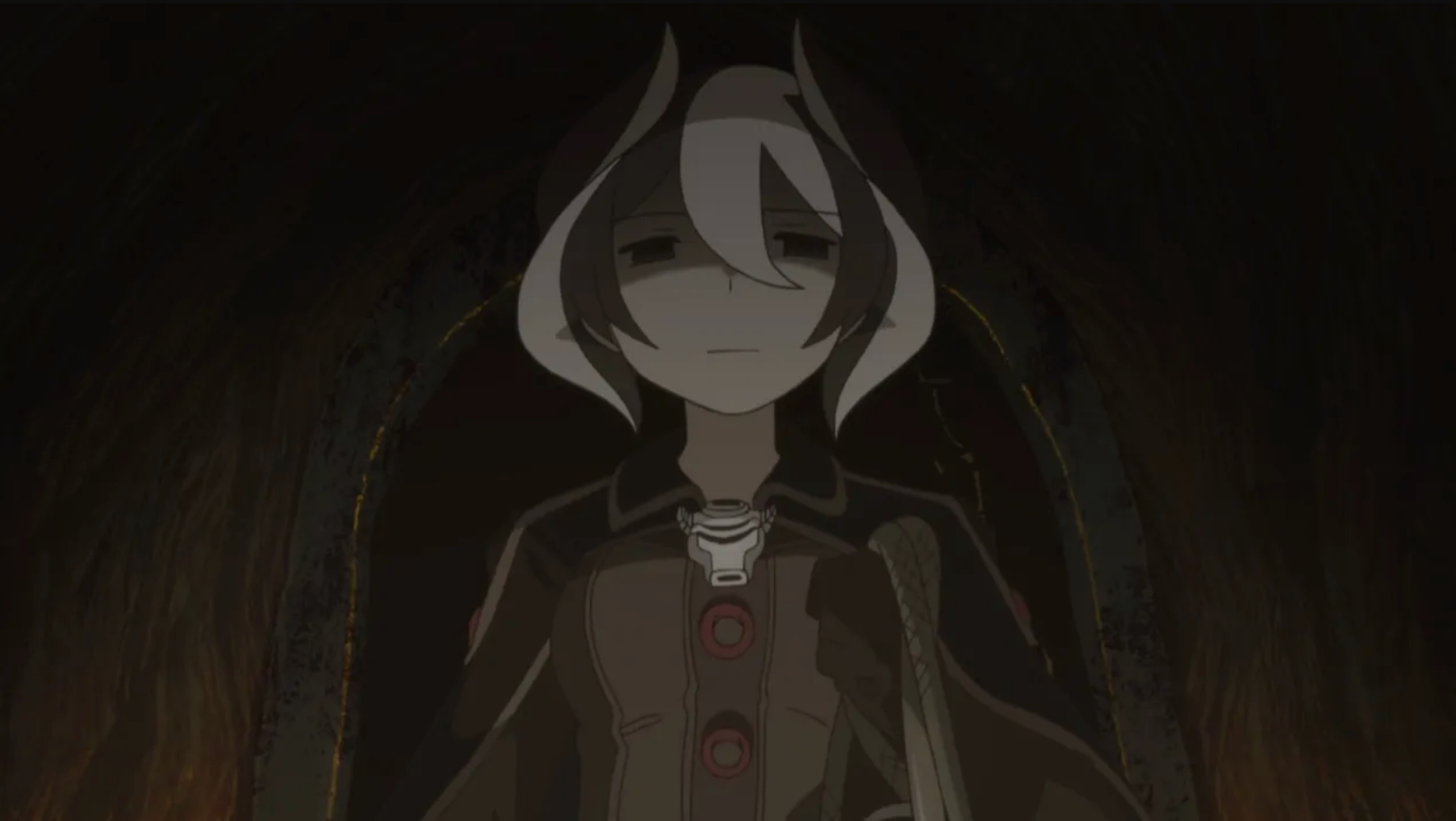 Featured image for Made in Abyss Episode 5 Review: The Purifying Flame and an Ominous Glint