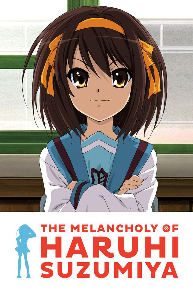 Featured image for The Melancholy of Haruhi Suzumiya