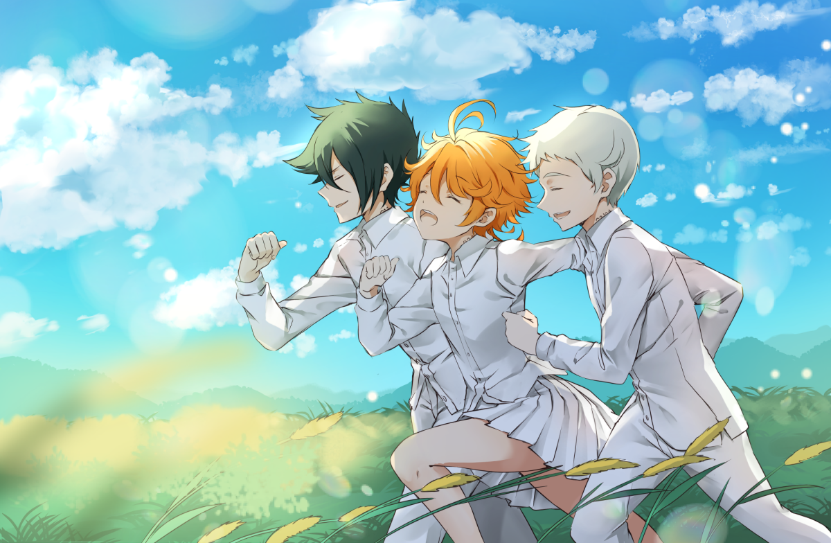 Featured image for Anime Review 171 The Promised Neverland (Season 1)