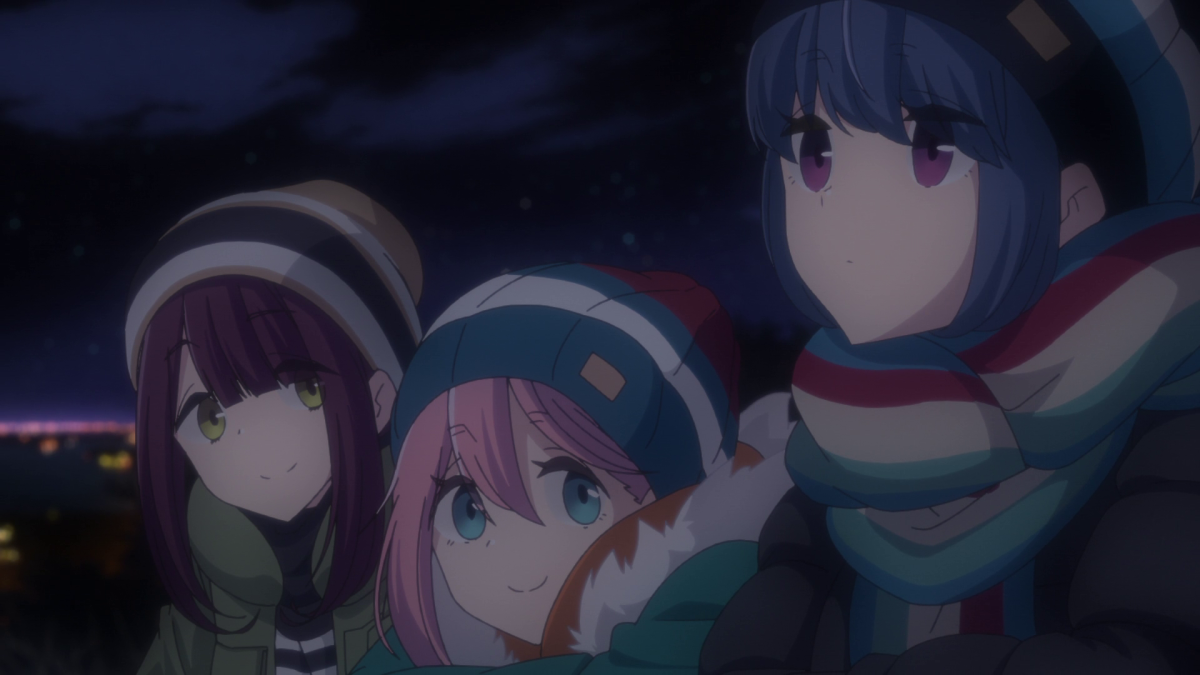 Featured image for Laid-Back Camp (Season 2) – Ep. 3