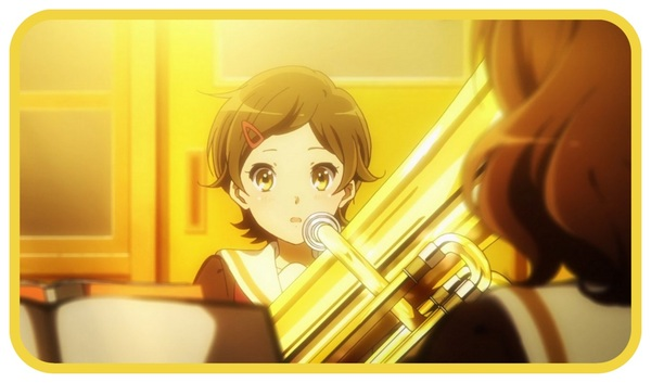Featured image for Sound! Euphonium ep6: real music