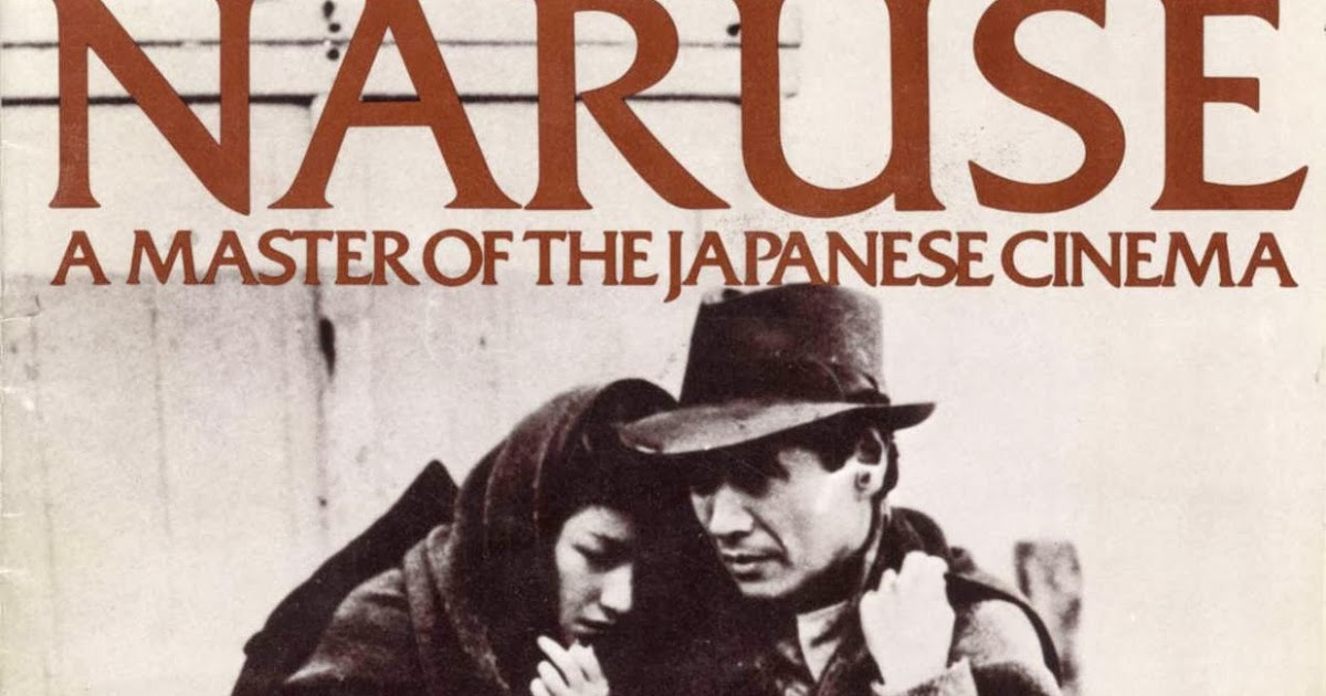 Featured image for Naruse A Master of the Japanese Cinema - Booklet