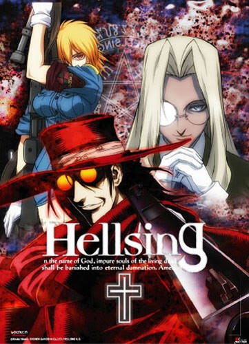Featured image for Disaster Report: Hellsing