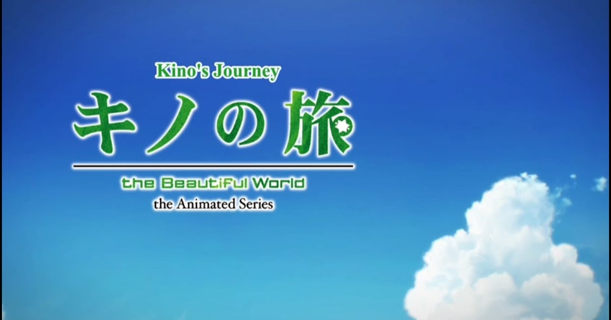 Featured image for Kino's Journey -the Beautiful World- (2017)