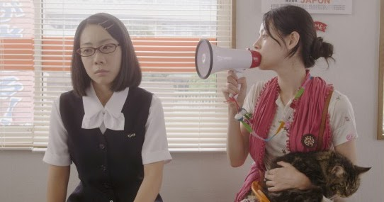 "Featured image for New Trailer for Naoko Ogigami's Latest Film ""Rent-a-Cat"""