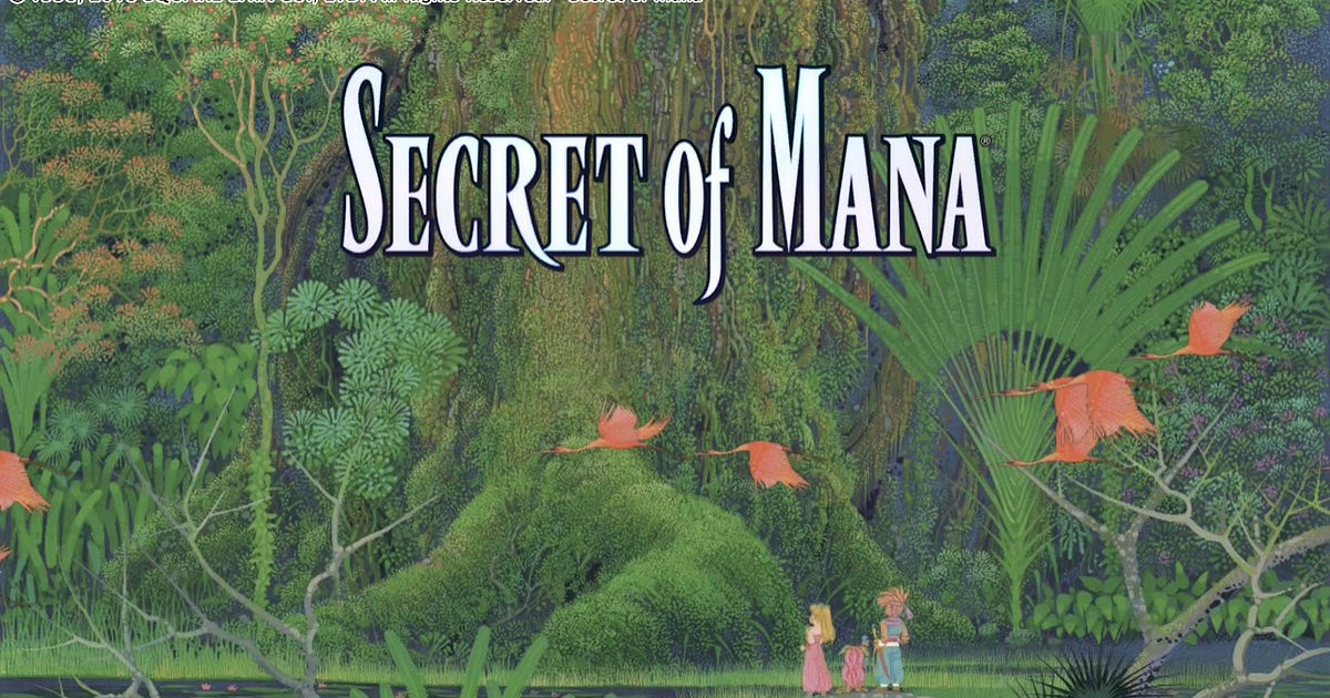 Featured image for Secret of Mana (2018)