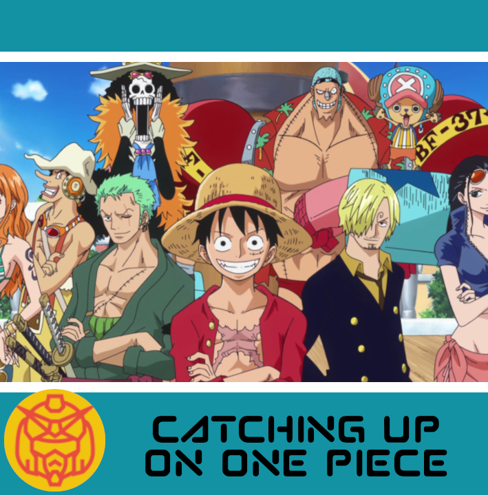 Featured image for Thoughts on catching up on One Piece