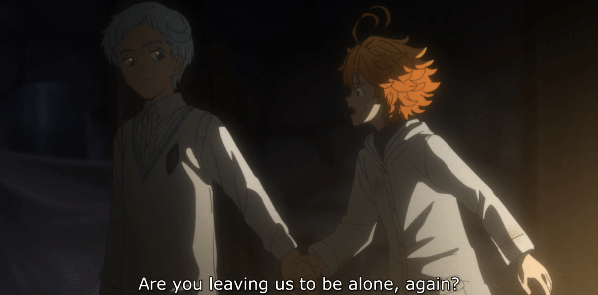Background image for The Promised Neverland Season 2, Episode 7: Conflict of Interests