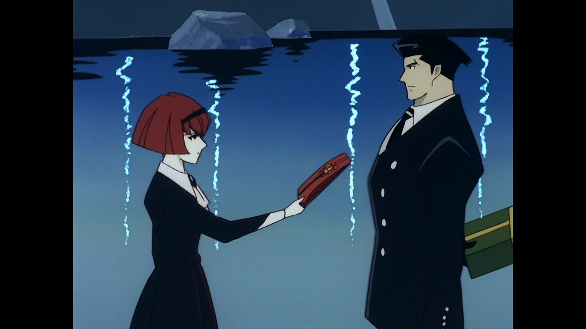 Featured image for The Big O – Episode 11