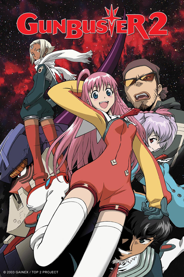 Featured image for Gunbuster 2: Diebuster