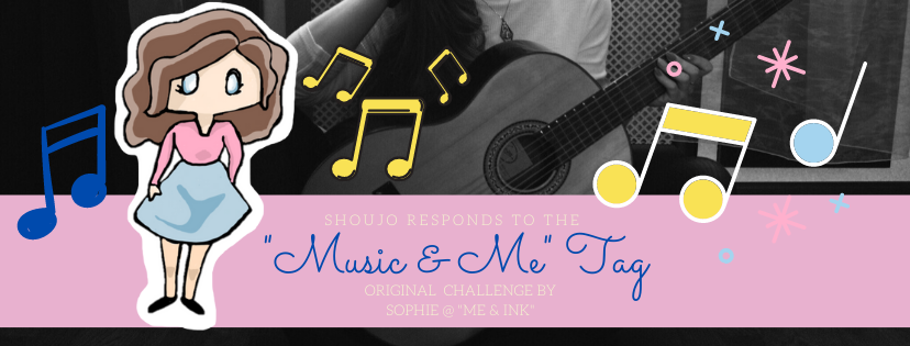 """Featured image for And the Beat Goes On — Responding to the """"Music & Me Tag"""""""