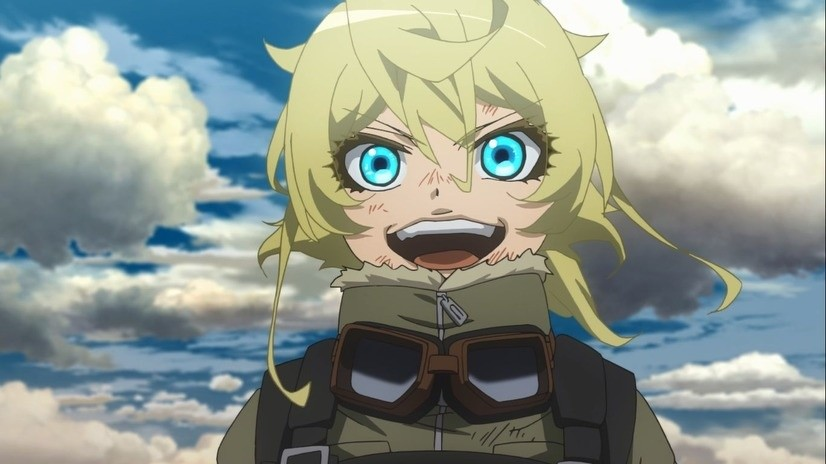 Featured image for One of the Best Isekai Protagonist (or Antagonist) | Yonko Senji (Tanya The Evil) Season 1 Thoughts