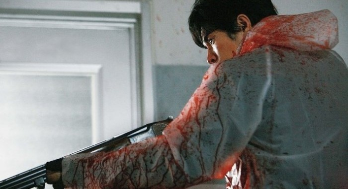 Featured image for Lesson of Evil (2012) by Takashi Miike