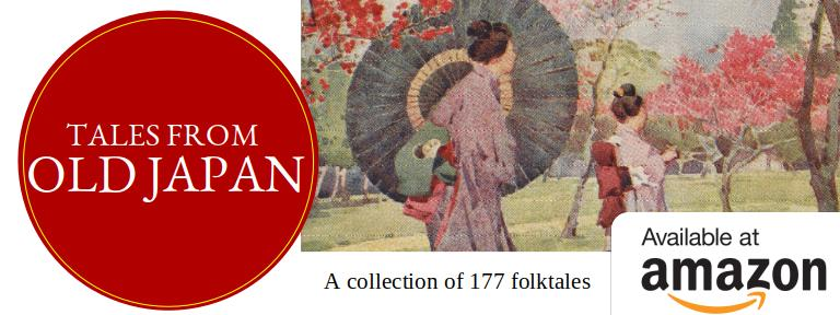 Featured image for Tales from Old Japan eBook Available for Pre-order