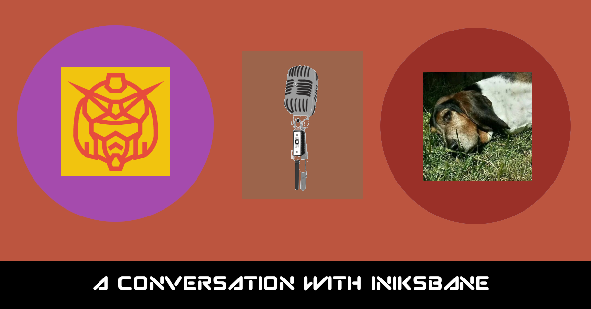 Featured image for A Conversation With iniksbane