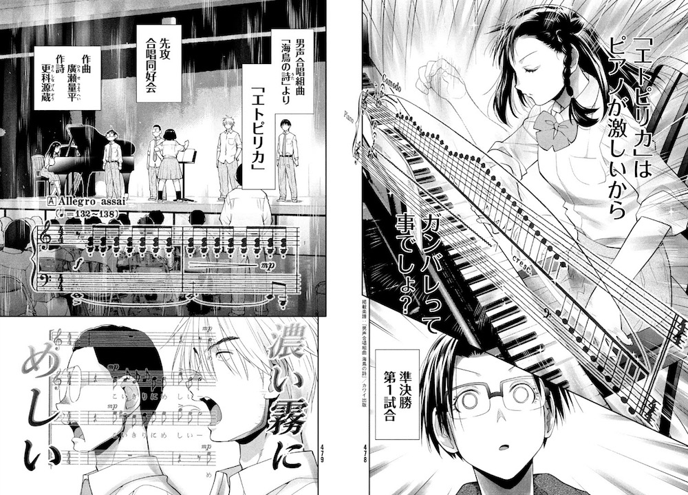 Featured image for Operating on Different Scales: Hashikko Ensemble, Chapter 37
