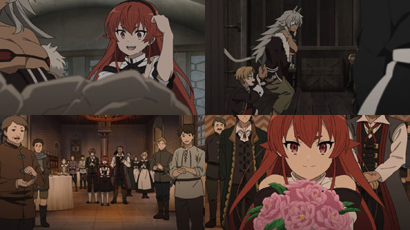 Featured image for Mushoku Tensei: Jobless Reincarnation – 08 – Growing Up Fast