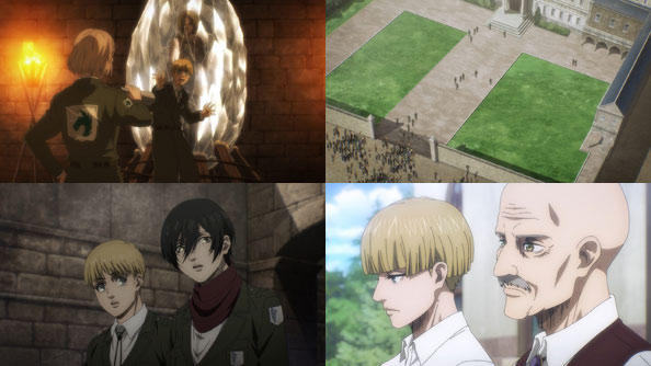 Featured image for Attack on Titan – 71 – Reshaping the World