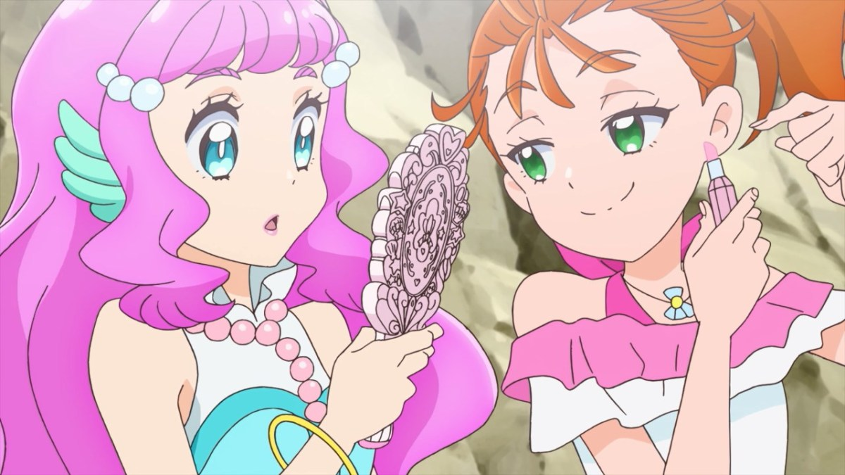 Featured image for Tropical-Rouge! PreCure Episode 1: Palmtree Panic