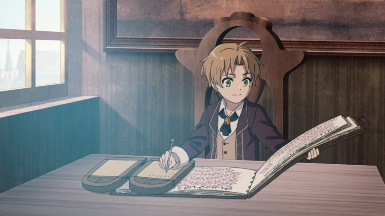 Featured image for Mushoku Tensei: Isekai Ittara Honki Dasu Episode #08