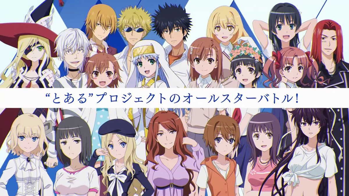 Featured image for Anime Discussion: I dont understand the A Certain Magical Index fanchise, but I love it!