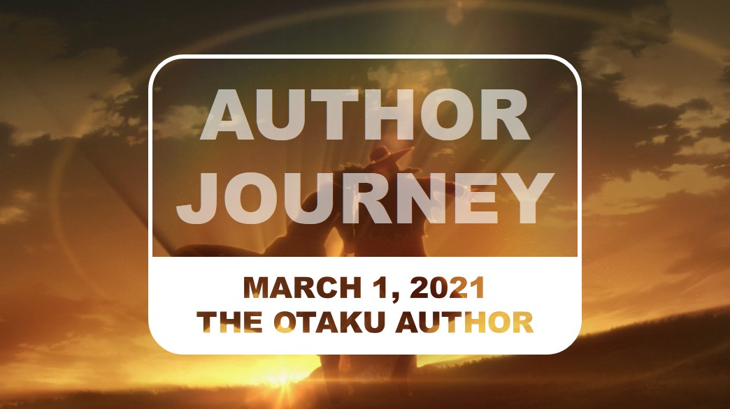 Featured image for Author Journey (March 1, 2021)