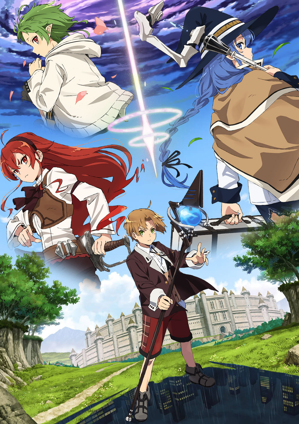 Featured image for Mushoku Tensei: Jobless Reincarnation Review: Your Typical Isekai, and That's Alright