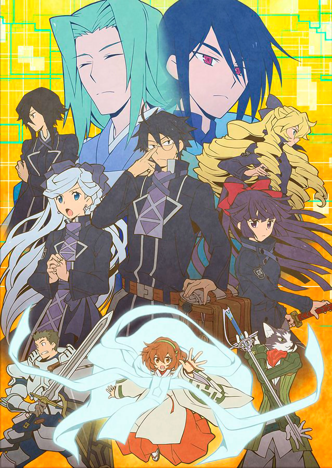 Featured image for Log Horizon – Mid 3rd Season Review