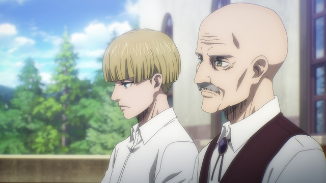 Featured image for Attack on Titan Episode 71