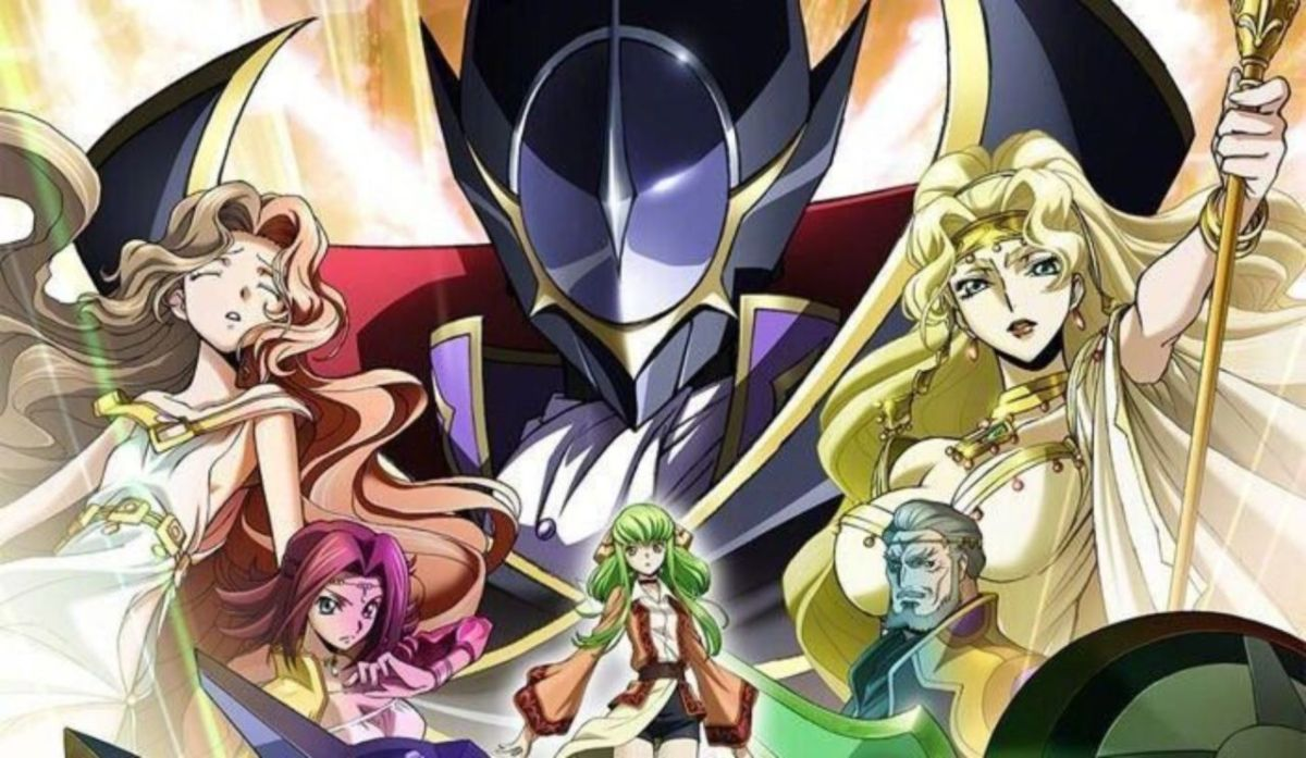 Featured image for Code Geass: Lelouch of The Resurrection Review