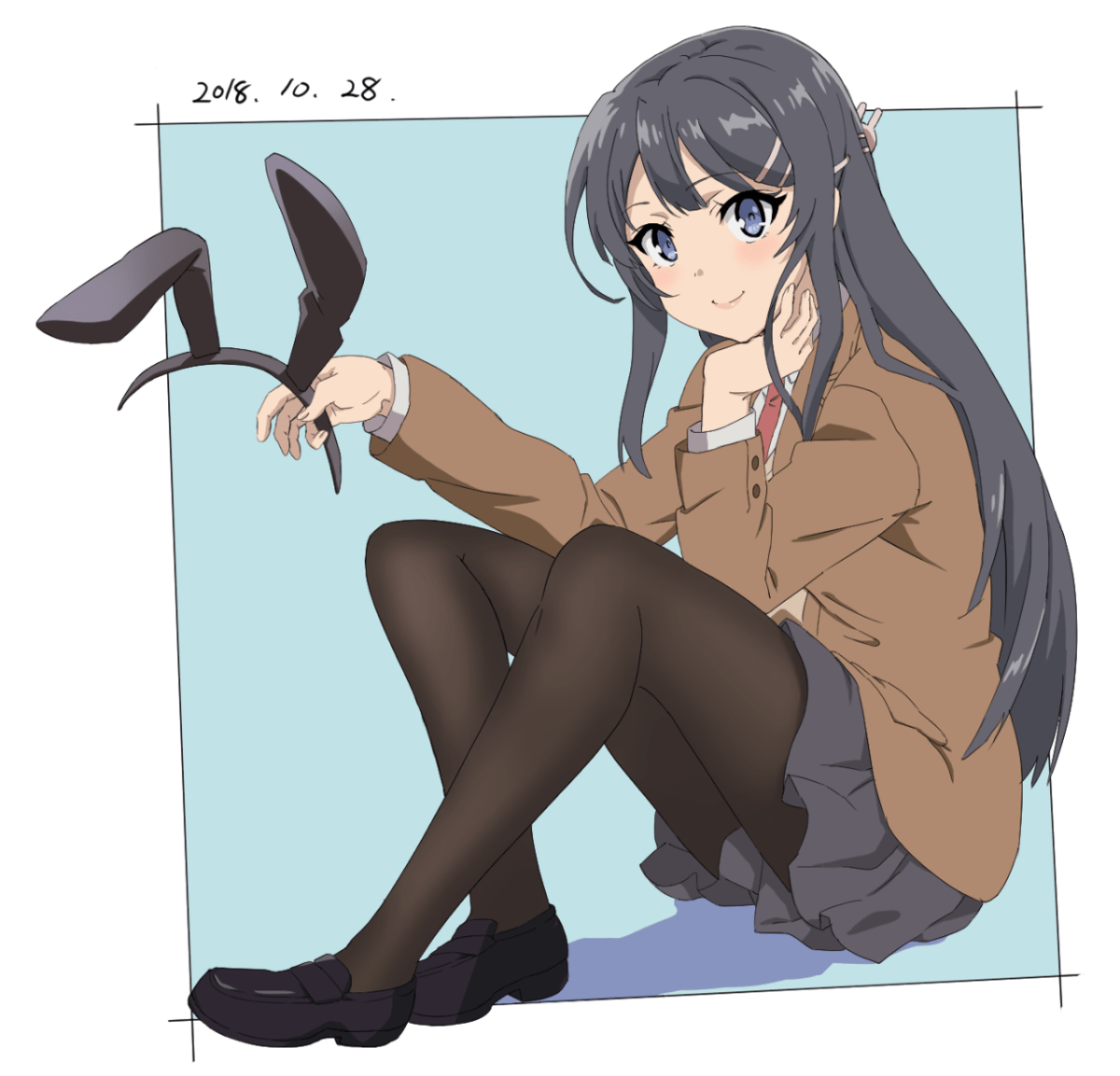Featured image for Light Novel Club, Chapter 28: Rascal Does Not Dream of Bunny Girl Senpai, Vol. 1