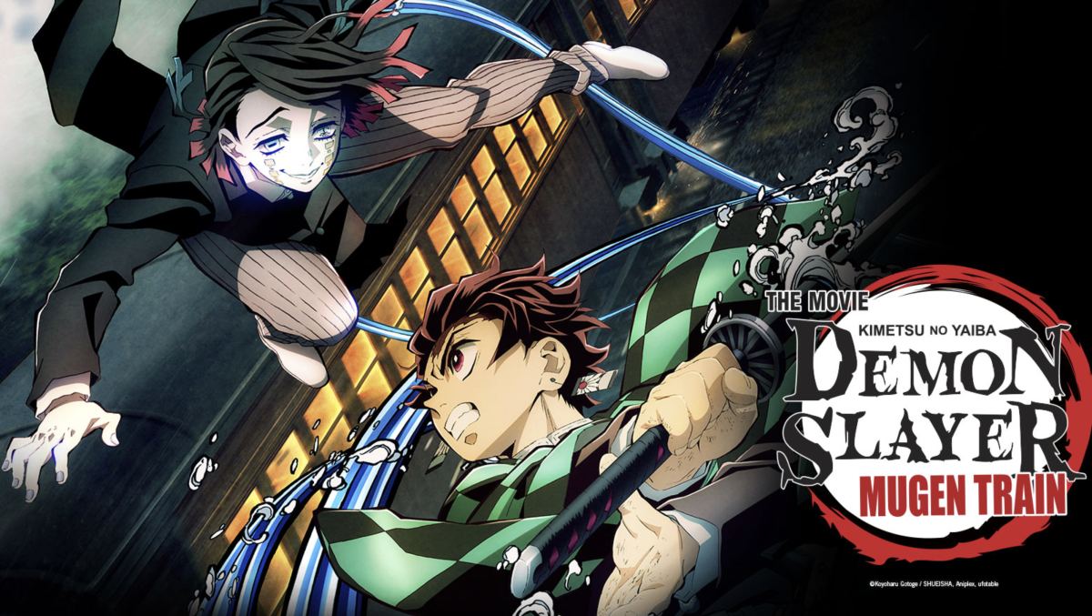Featured image for Demon Slayer the Movie: Mugen Train Review – What A Ride!
