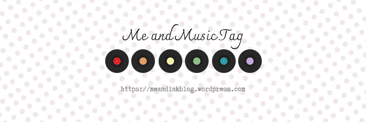Featured image for The Music and Me Tag