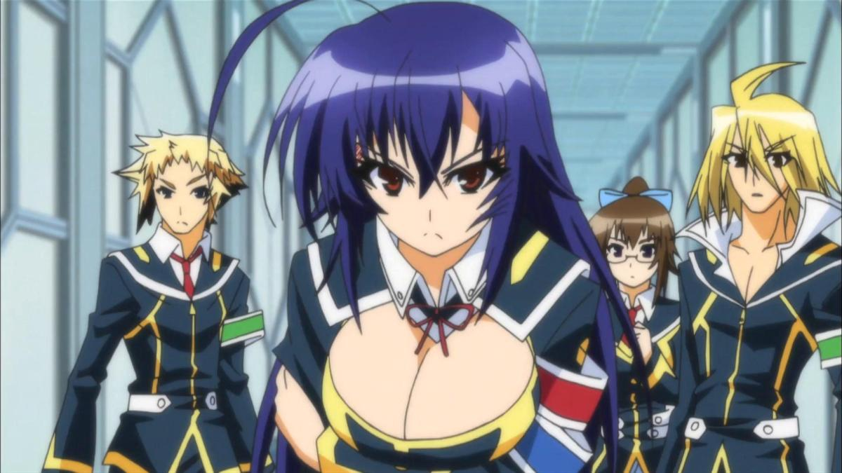 Featured image for Random Rant: Medaka Box is Awesome!