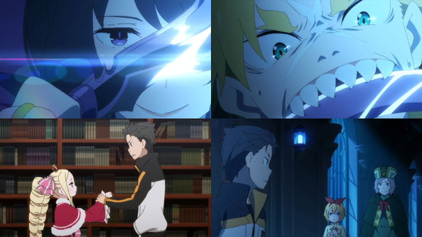 Featured image for Re: Zero – 47 – Seeing the Job Through