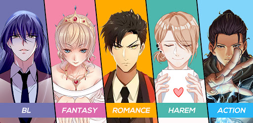 Featured image for Webcomic Wednesday: Current Trends in Fantasy Romance Webcomics